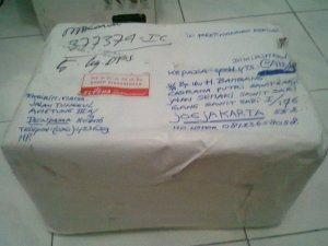 Paket dari mama