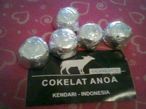 Cokelat Anoa dari Kendari