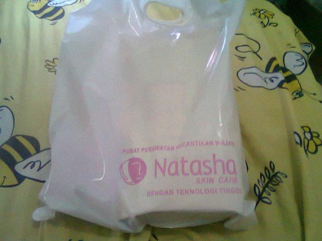 tas plastik Natasha