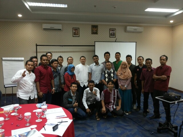 Peserta Business Coaching Jogja Batch 3