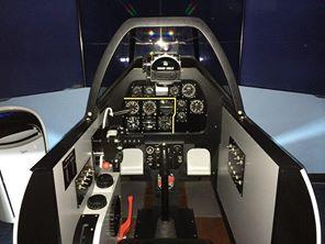 Pesawat simulasi