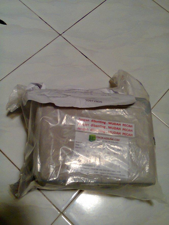 Paket alat penghancur kertas